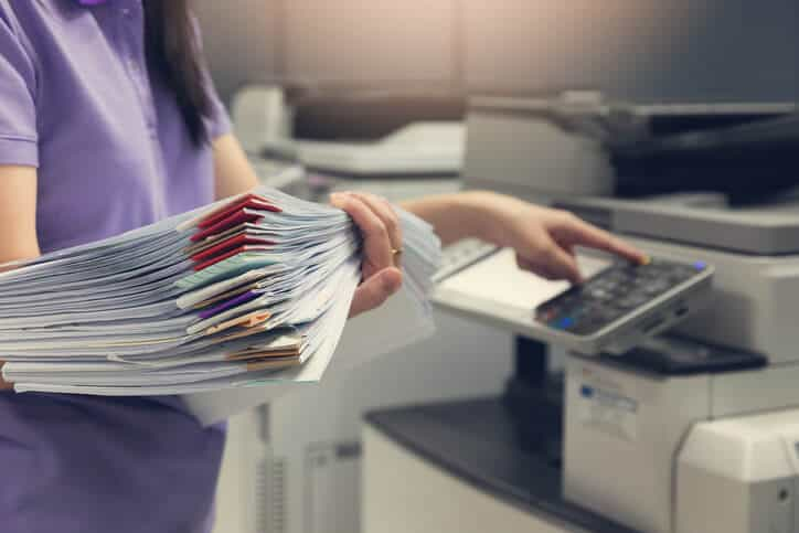 Benefícios da digitalização de documentos para empresas